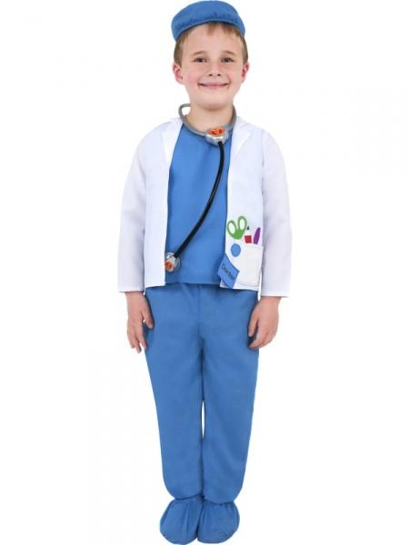 Dětský kostým - Doktor Doktorka - Ptákoviny Václavák e4c9c336084